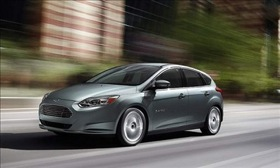 Ford Focus Electric photo by Ford